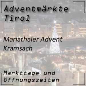 Mariathaler Adventmarkt Kramsach