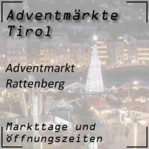 Adventmarkt Rattenberg