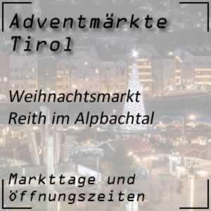 Weihnachtsmarkt Reith im Alpbachtal