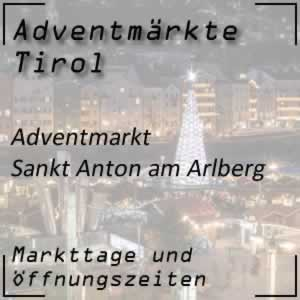 Adventmarkt Sankt Anton am Arlberg