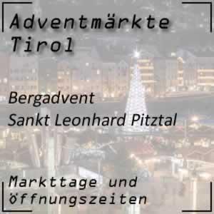 Bergadvent Sankt Leonhard Pitztal