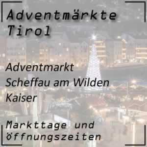 Adventmarkt Scheffau Wilder Kaiser