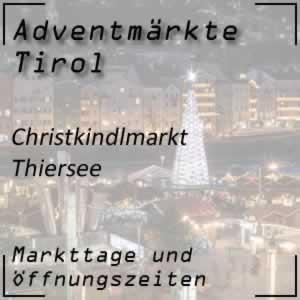 Christkindlmarkt Thiersee