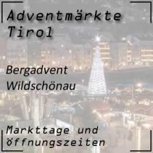 Bergadvent Wildschönau