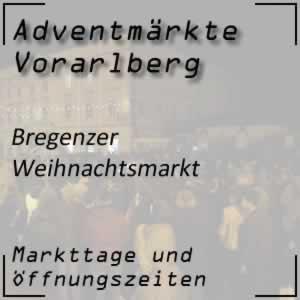 Weihnachtsmarkt Bregenz Oberstadt