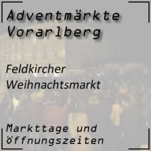 Weihnachtsmarkt Feldkirch