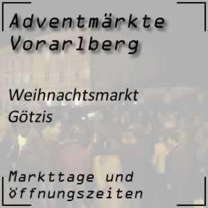 Weihnachtsmarkt Götzis