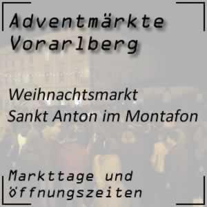 Adventmarkt St. Anton im Montafon