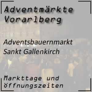 Adventmarkt Sankt Gallenkirch Montafon