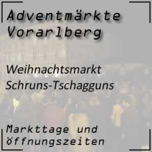 Weihnachtsmarkt Schruns-Tschagguns