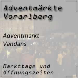 Adventmarkt Vandans