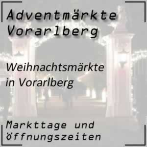 Adventmarkt Vorarlberg
