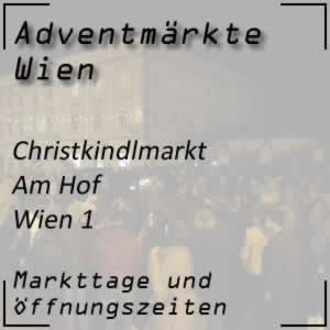 Christkindlmarkt Am Hof Wien