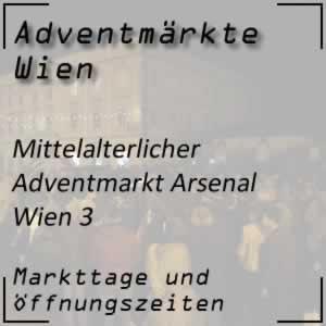 Adventmarkt HGM Arsenal Wien