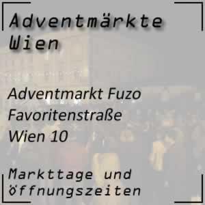 Adventmarkt Wien Favoritenstraße