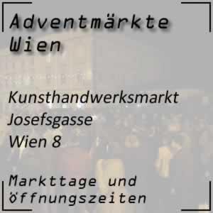 Adventmarkt Josefsgasse Wien