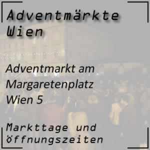 Adventmarkt Margaretenplatz Wien