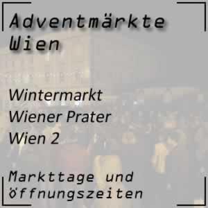 Wintermarkt Wien Prater