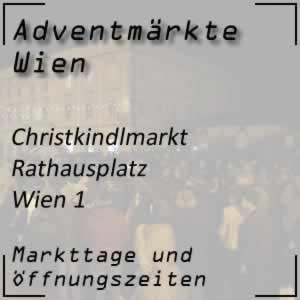 Christkindlmarkt Wien Rathausplatz