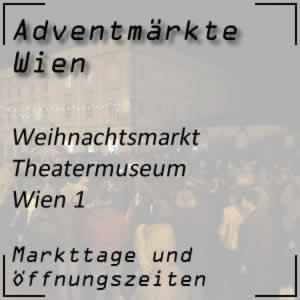 Weihnachtsmarkt Theatermuseum Wien
