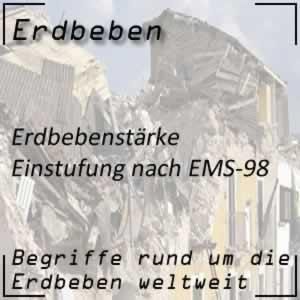 Erdbeben EMS-98