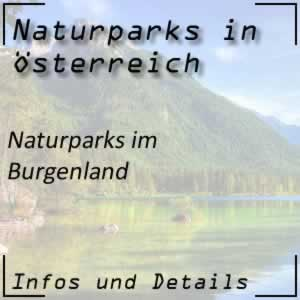 Naturparks im Burgenland