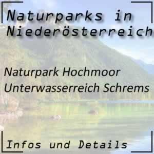 Hochmoor Unterwasserreich Schrems