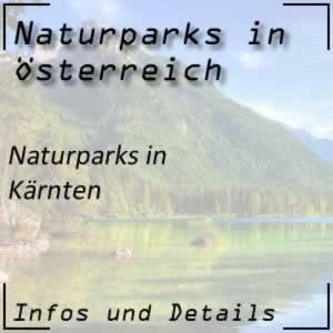 Naturparks in Kärnten