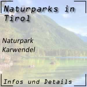 Karwendel Alpenpark Naturpark