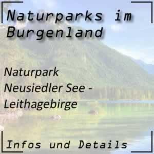 Neusiedler See-Leithagebirge Naturpark