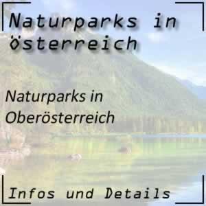 Naturparks in Oberösterreich
