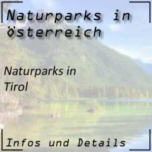Naturparks in Tirol
