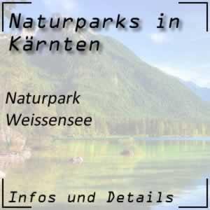 Naturpark Weissensee