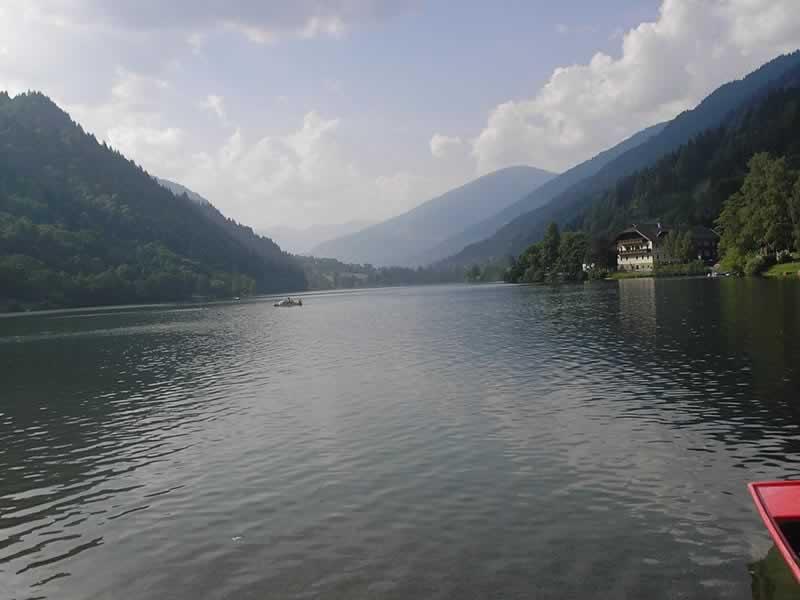 Afritzer See bei Villach