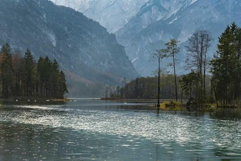 Almsee in Oberösterreich