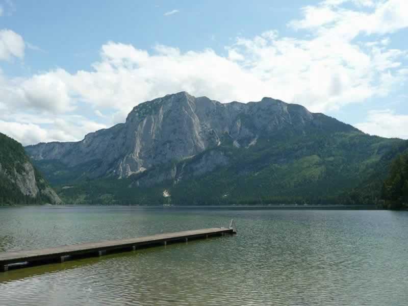 Altausseer See mit Tauchmöglichkeiten