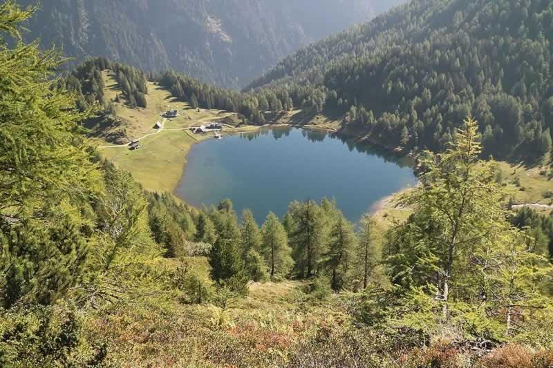 Duisitzkarsee Bergsee in der Steiermark