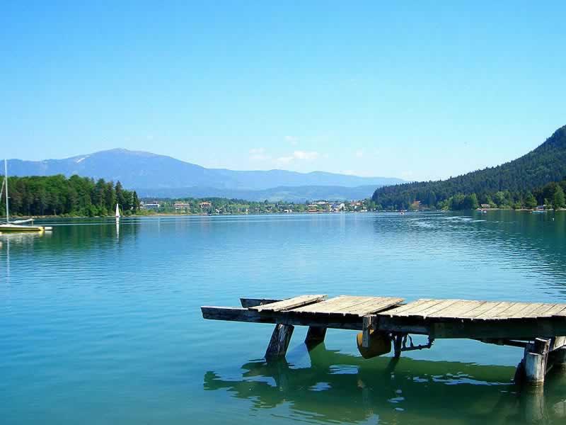 Faaker See bei Villach