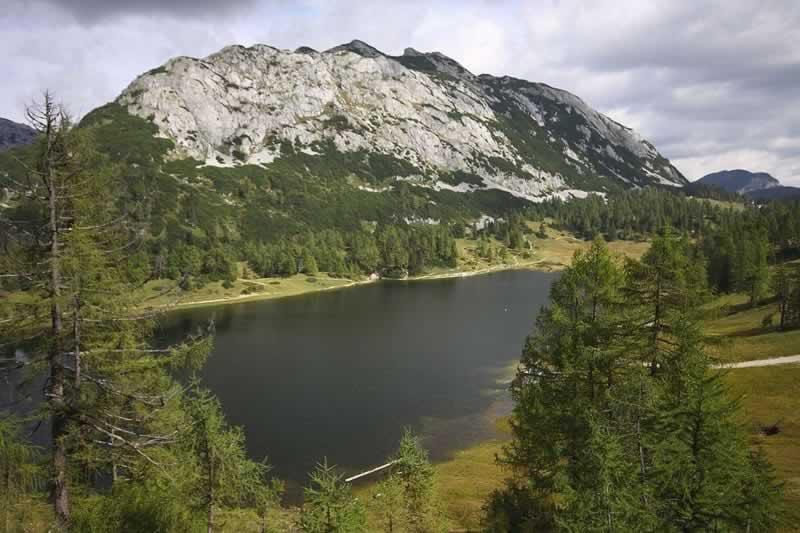 Großsee Tauplitzalm Steiermark