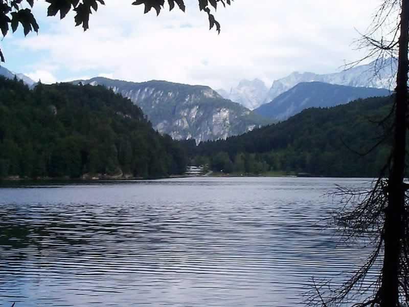 Hechtsee nahe Kufstein Tirol