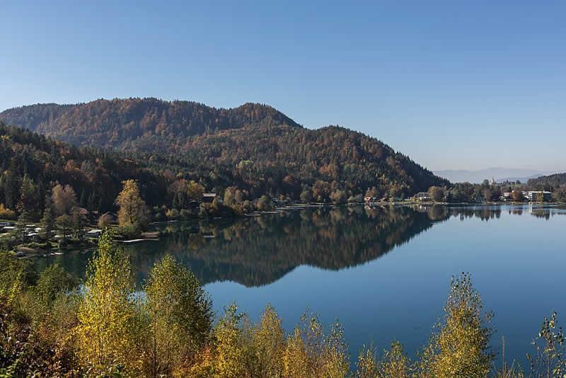 Klopeiner See bei Völkermarkt Kärnten