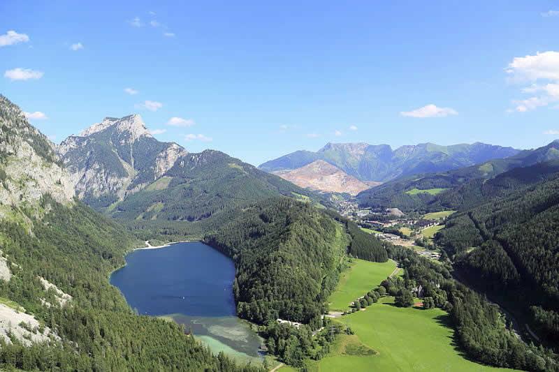 Leopoldsteiner See am Hochschwab Steiermark