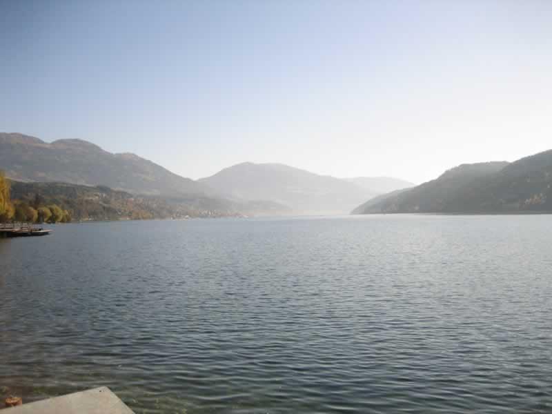 Millstätter See in Kärnten