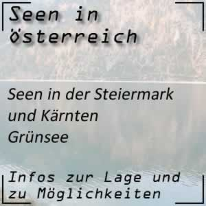 Grünsee Turracher Höhe