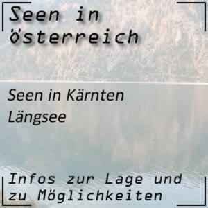 Längsee bei der Burg Hochosterwitz Kärnten