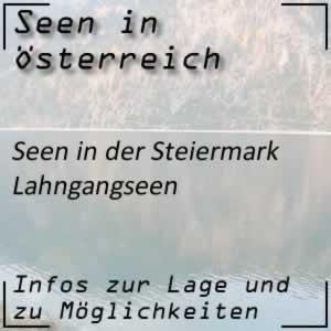 Lahngangseen im Toten Gebirge Steiermark