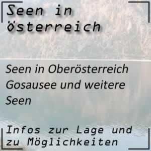Seen in Oberösterreich