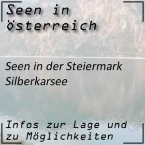Silberkarsee oder Hölltalsee Steiermark