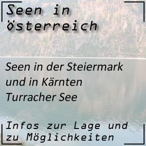 Turracher See bei der Turracher Höhe