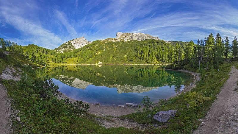 Steirersee auf der Tauplitzalm Steiermark